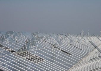 Greenhouse ventilation