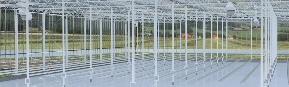 Dalsem X-AIR Sustainable Greenhouse Solution